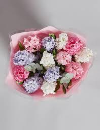 marks spencer hyacinth gift bag