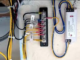 boat wiring harness taco marine® project boat boat bus bar