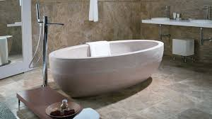 bathroom decor 8 bathtub designs inspired by natural stone textures