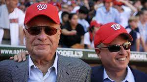 Ted Lerner cedes principal ownership of the Washington Nationals to son  Mark - Washington Business Journal