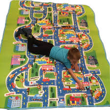 baby toddler toys play mats road traffic play mat kids carpet playmat rug city life great for playing with cars and toys