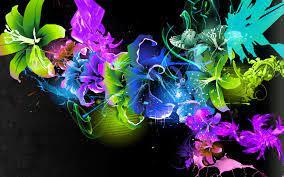colorful, illustration, digital art ...