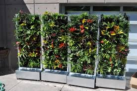 Small Picture Creating a Movable and Automatic Watering System Vertical Garden