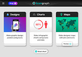 Apps For Making Charts And Graphs Icongraph Is An Easy To Use Infographics App Made For Iphone