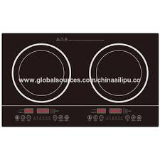 cool design 2 burner induction cooktop china hob with double burners for vietnam market