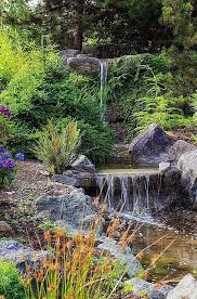 Small Picture 1151 best Water Falls Streams images on Pinterest Pond ideas