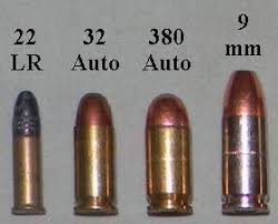 Handgun Round Chart Pistol Calibers Comparison Of The Most Common Options