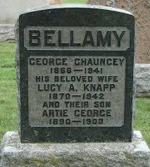 George Artie Bellamy (1890-1903) - Find A Grave Memorial