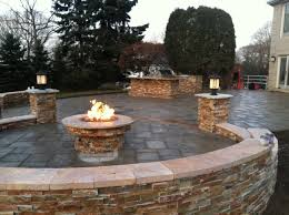 outdoor fireplace paver patio: unilock pavers unilock sealer paver companies