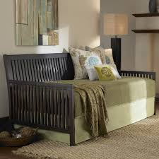 wood twin daybed.  Wood Mission Wood Daybed In Espresso For Twin B