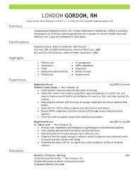 Student Nurse Resume Template Ob Nurse Resume Student Nurse Resume Sample Resume Elegant Student