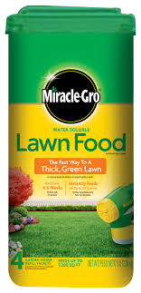 Age Old Organics Feeding Chart Miracle Gro Water Soluble Lawn Food