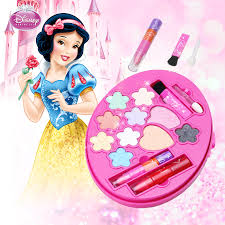 get ations disney princess children s cosmetics makeup set makeup eye shadow lipstick suits s play house toys genuine