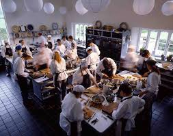 busy restaurant scene. Plain Scene Young Chefs Up For Culinary Revolution And Busy Restaurant Scene