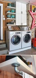 10 awesome ideas for small laundry