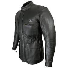 men s rida tec touring leather jacket standard