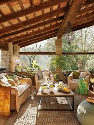 Rustic sunroom decorating ideas Sunroom Addition 15 sunsational Sunroom Ideas For The Offseason Homedit 15