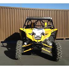 Yamaha Yxz Light Bar 50 Caliber Racing Yamaha Yxz1000r Custom Roll Cage