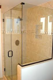 cost to install frameless glass shower door glass shower door installation cost wonderful seamless doors showers cost to install frameless