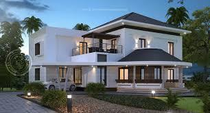 Gorgeous New House Model Kerala Home Design At 3075 Sqft New Design Home  Design