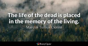 In Memory Quotes Unique Memory Quotes BrainyQuote