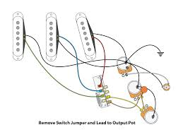 50's or vintage style wiring for a stratocaster youtube fender american standard stratocaster wiring diagram at Stratocaster Wire Diagram