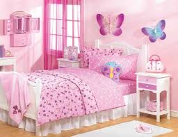 Bedroom Ideas : Magnificent Wall Decor For Little Girl Room Pink Bedroom  Ideas Teenage Plus Picture Girls Colours Simple Kids Decorating Also In  Cute Ikea ...
