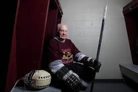 In photos: Over 80 and still chasing pucks - The Globe and Mail