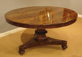 antique rosewood breakfast table large round antique table