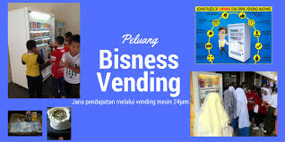 Perniagaan Vending Machine Malaysia Extraordinary Vending Machine Specialist Speed Vending