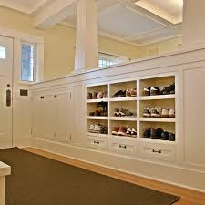 Foyer Built In Cabinets Image Result For Half Wall Shoe Storage My Hous on  Second Floor