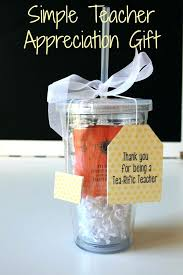 cute thank you gifts end of year teacher gift ideas cute gifts for friends diy