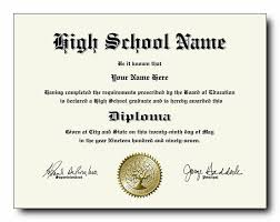 Fake High School Diplomas And Transcripts As Low As 49 Each