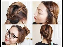 Cute And Easy Hairstyles For School For Medium Length Hair