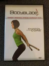Body Blade Workout Chart