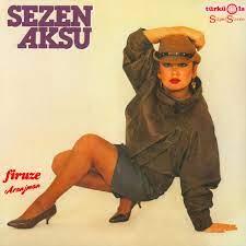 Sezen Aksu - Firuze - Vinyl LP - 1986 - EU - Reissue