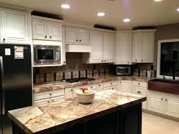 roma imperiale white cabinets chocolate island farmhouse copper sink kitchen design home decor and itchens