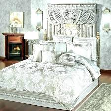 Silver And White Bedroom Decor White Silver And Gold Bedroom White ...