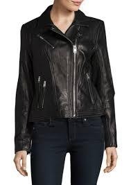 asymmetrical moto jacket michael michael kors
