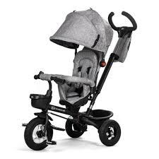 <b>Велосипед трехколесный Kinderkraft</b> Aveo grey (складной ...