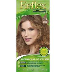 Nice And Easy Hair Colour Chart South Africa Naturtint Reflex Semi Permanent Colourant