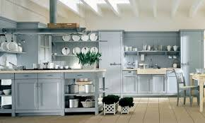 pale blue kitchen walls. amazing chic blue country kitchen 4 style kitchens with italian light pale walls