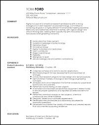 Skill Resume Format Gorgeous Entry Level Research Associate Resume Template ResumeNow