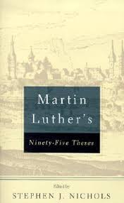 martin luther s ninety five theses by martin luther 178747