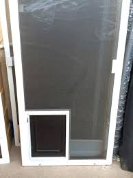 doggie door for screen door cat door for vertical window small dog door automatic pet door