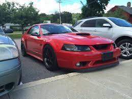 Got my new bumper on! (01 cobra bumper) : Mustang