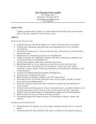 Vet Tech Resume Samples Techtrontechnologies Com