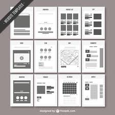 Site Map Template Website Map Template Vector Free Download