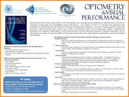 13 Optometrist Resume Address Example