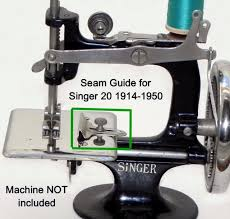 Children's Singer Sewing Machine Instructions